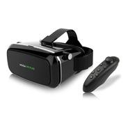 Lentes Realidad Virtual Vr Box 3d Casco Noga Vr Plus Control