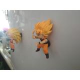 Magneto Imán Dragon Ball Goku 05 Para Refrigerador Banpresto