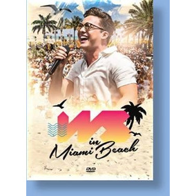 Dvd Wesley Safadão - In Miami Beach (2017) Lacrado Original