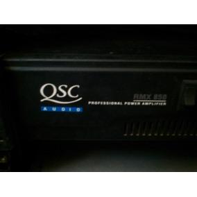 Power Amplificador Qsc 850 Rmx