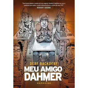 Meu Amigo Dahmer - Capa Dura
