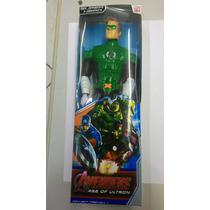 Boneco Lanterna Verde Tamanho Aproximado 28 Cm