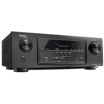 Receiver Home Theater Denon Avr S 510 Bt 5.2 Canal 4k Hd