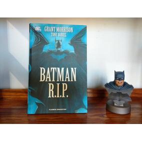 Batman Rip Planeta De Agostini
