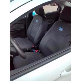 Capa Banco Automotivo Couro Fiesta Hatch 2014 Se 1.0 Rocam