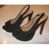 Zapatos Para Damas Nº 34-36 Bassinger, Nello Rossi