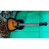 Guitarra Electroacustica Marca Ephipone Original