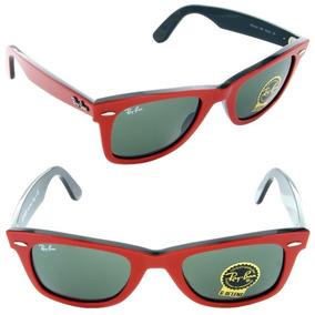lentes ray ban wayfarer de colores mercadolibre
