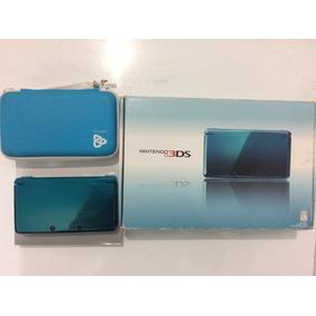 Nintendo 3ds + 16gb De Jogos