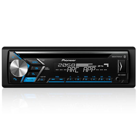 Cd Player Automotivo Pioneer Bluetooth Fm/am Deh-s4080bt