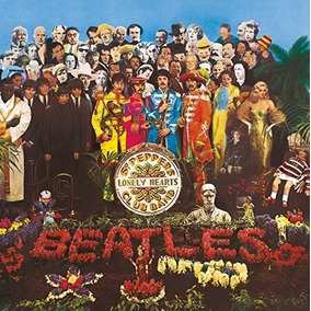 Beatles Sgt Pepper Lonely Hearts Club Band 4cd+dvd+blu-ray