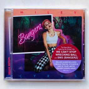 Miley Cyrus Bangerz Deluxe Us Version + Portada + Stickers!