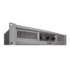 Amplificador Power Qsc Modelo Gx3 500watts. Rms Profesional