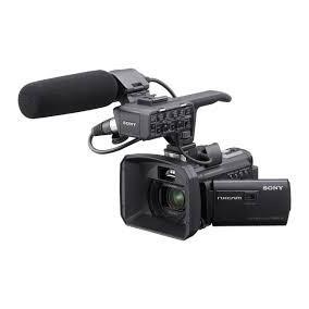 Manual Em Português Da Filmadora Sony Hxr-nx30 Com 120 Pag.