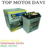 Bateria Moura Mv14-e Moto Honda Cbx 750 F Ref. Yuasa Yb14-a2