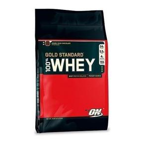 On 100% Whey Gold Standard 10 Lbs Chocolate