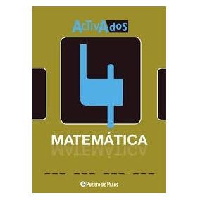 Activados 4 Matematica - Puerto De Palos
