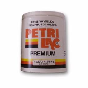 Pegamento Adhesivo Petrilac Para Zocalos Y Madera 1y1/4 Kg