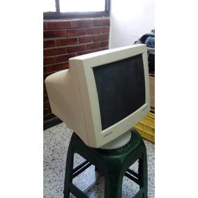 Monitor Samsung Crt 17 Pulgada Blanco 793s