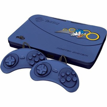 Video Game Master System Evolution Blue 132 Jogos Tectoy