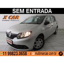 Renault Sandero Sem Entrada