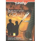 Dvd - Karaoke O Melhor De Leonardo E Daniel