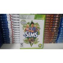 The Sims 3 Xbox 360 - Mídia Física - Lacrado - Somos 100%