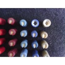 Perillas Redondas Para Consola Peavey Amplificada