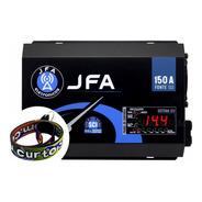 Fonte Automotiva Digital Jfa 150a Bivolt Sci + Brinde Cordão