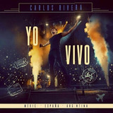 Carlos Rivera - Yo Vivo Cd + Dvd