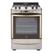 Cocina  Whirlpool Wf560xt A Gas Con Grill 60 Cm Digiya