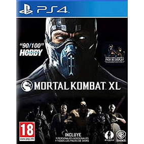 Mortal Kombat Xl Ps4 Digital