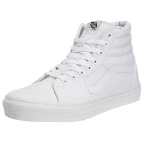 Vans Sk8- Hola Zapatillas (true Blanco ) Lienzo Hombres Skat 36ed76b8b38