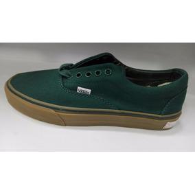 vans hombre zapatillas verdes