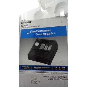 Caja Registradora Sharp Xe-a107