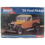 Ford Pick Up 1929 Monogram Esc 1/24 Modelo Nuevo