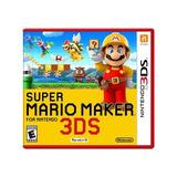 Mario Maker Para Nintendo 3ds Fisico Ntsc Xuruguay