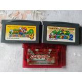 Cartuchos De Gameboy Advance $1600 C/u