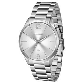 Relógio Lince Feminino Lrm4381l S2sx Original + Nf