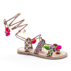 Zapato Dama Sandalia Posh Cognac Sandals Chinese Laundry