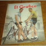 El Gráfico 1711 B- Pedro Salas Y Ambrosio Aimar - Ciclismo