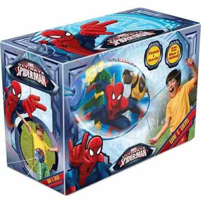 Vai E Vem Homem Aranha Spider Man Original Lider 2058