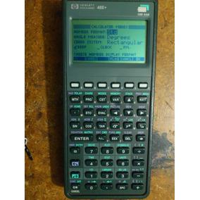 Calculadora Graficadora Hp 48g+, 128kb Igual A La Hp-48gx