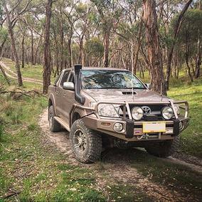 Consola De Techo Outback Para Toyota Hilux