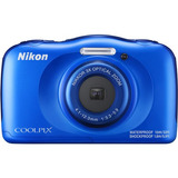 Nikon Coolpix W100 Azul - (ml)