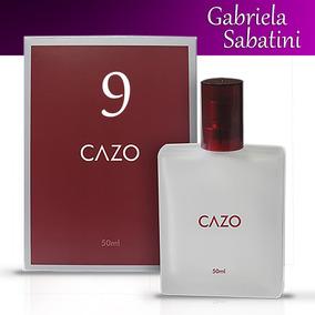 Gabriela Sabatini 09 - Cazo - Linha Cazo Feminina [50ml]