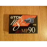Cassette Tdk Hi8mm Mp90 Sin Uso Origen: Japon