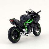 Estados Unidos Envío Maisto 1:18 Escala Kawasaki Ninja H2 R