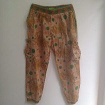 Pantalón Babucha Mujer Rapsodia