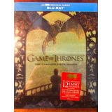 Blu-ray Game Of Thrones Season 5 / Temporada 5